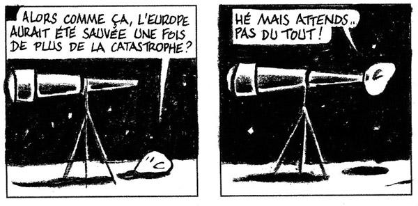 Des nouvelles de Mars - © 2011 Aurélien Cantou